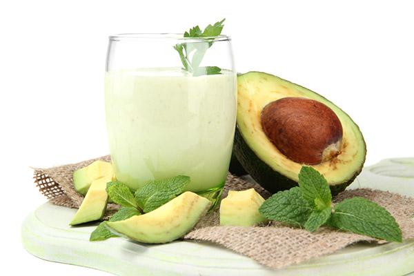 Shake Abacate