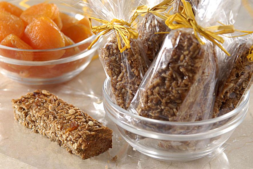 Barrinha-de cereal caseira