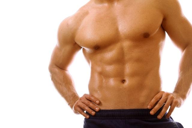 Homem em forma