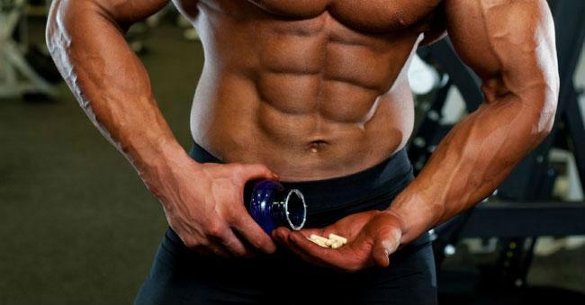 Remédio para ganhar massa-muscular