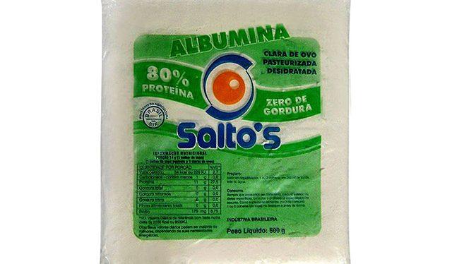 Albumina Salto's