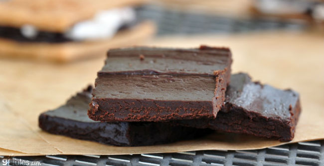 Chocolate vegano