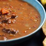 5 Receitas de Sopa de Feijão com Carne Light