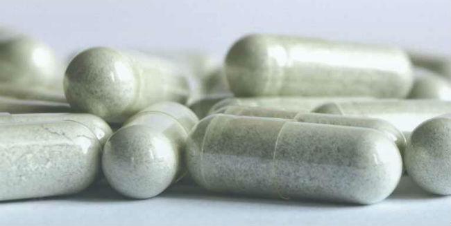 Pílulas de magnésio
