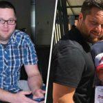 Homem Perde 25 Kg para se Tornar um Pai Melhor e Compartilha suas Dicas