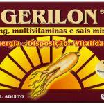 Gerilon Engorda? Para Que Serve e Efeitos Colaterais