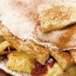 6 Receitas de Tapioca de Banana Fit