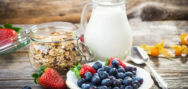 Café-da-manhã detox