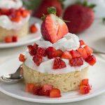 5 Receitas de Torta de Morango Low Carb