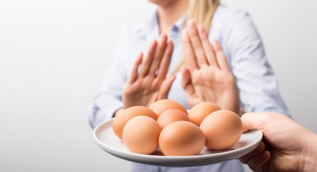 Alergia a ovo