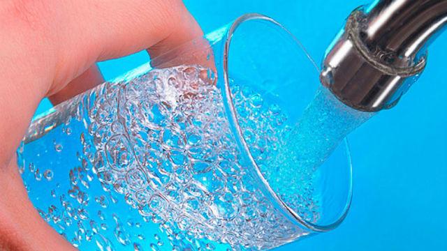 Água calcária