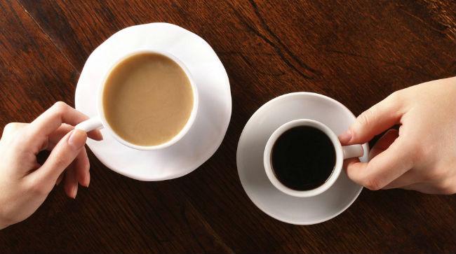 Café ou chá