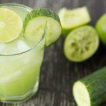 Suco de Pepino com Limão Emagrece? Para Que Serve e Receita