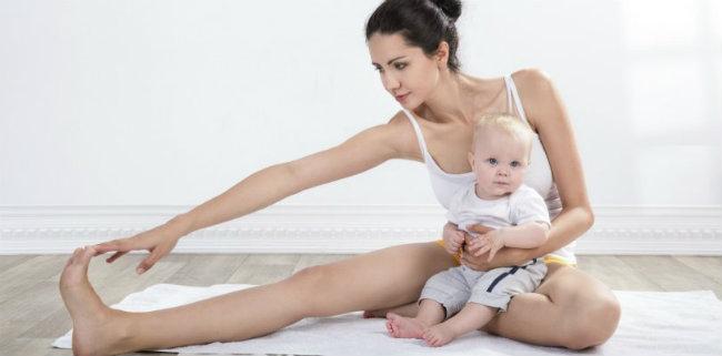 Exercício pós-parto