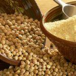 Benefícios da farinha de grão-de-bico e como fazer!
