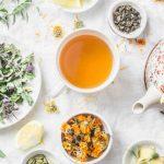 12 Chás para Gordura no Fígado