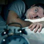 Tentando dormir