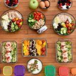 Cardápio Para Dieta de 1800 Calorias Por Dia