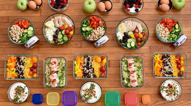Dieta de 1800-calorias por dia