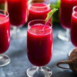4 Receitas de Suco para Limpar o Sangue