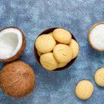 Receita de cookie diet e baixo em carboidratos