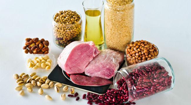 Alimentos ricos em vitamina-b1