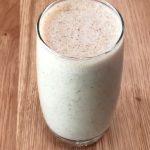 Receita de Vitamina para Ganhar Massa Muscular de Pré-Treino ou Lanche