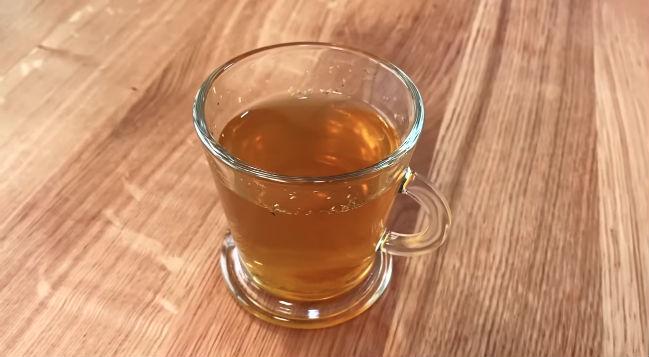 Chá para gordura no fígado