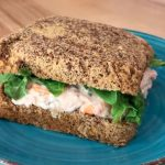 Receita de Sanduíche Low Carb Saudável para Diabetes