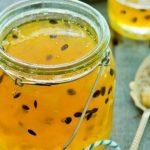 10 Receitas de Geleia de Maracujá Diet e Fit