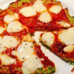 5 Receitas de Pizza de Abobrinha Low Carb