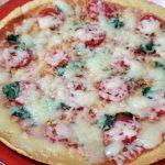 Receita de Pizza Low Carb Fácil, Saudável e Deliciosa