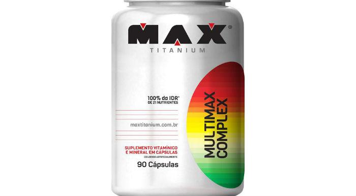 Max Titanium Multimax