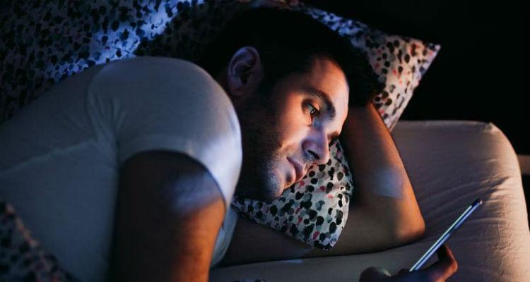 Ansiedade antes de dormir
