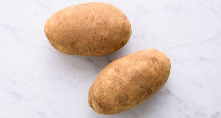 Batata rica em carboidratos