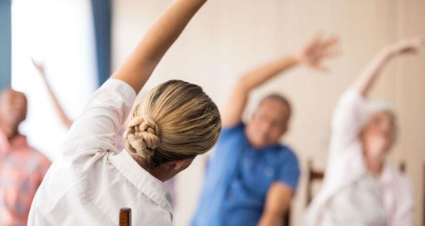 Exercício funcional para idosos