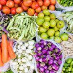 30 Vegetais Ricos em Fibras