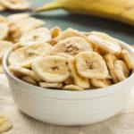 Como Desidratar Banana?