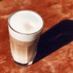 Receita de shake de kefir, inhame e leite de coco para imunidade