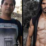 Como esse homem perdeu 33 kg para parecer o Super-Homem para sua filha