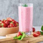Receita de vitamina de frutas proteica para emagrecer!