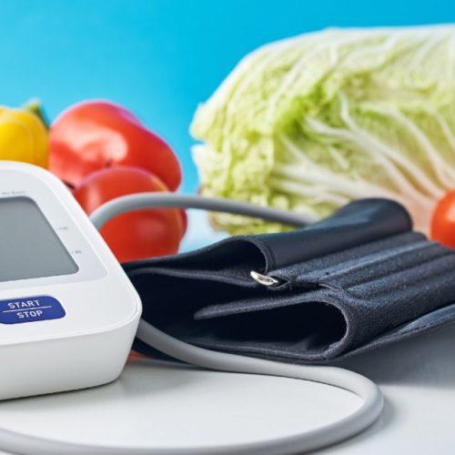 dieta dash para hipertensão