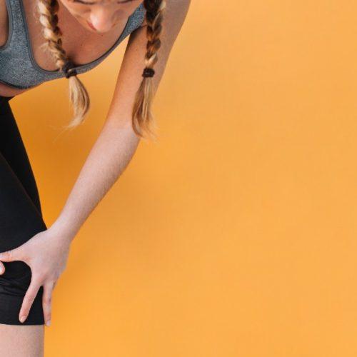 dor atrás do joelho
