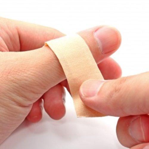 ferida na pele